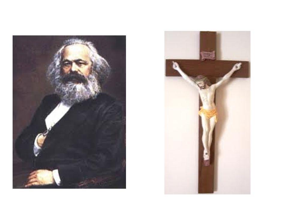 MARX La miseria religiosa è insieme l'espressione della miseria reale e la protesta contro la miseria reale.