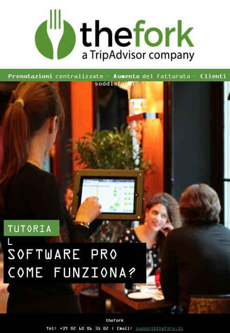 SOFTWARE PRO COME FUNZIONA? TUTORIAL