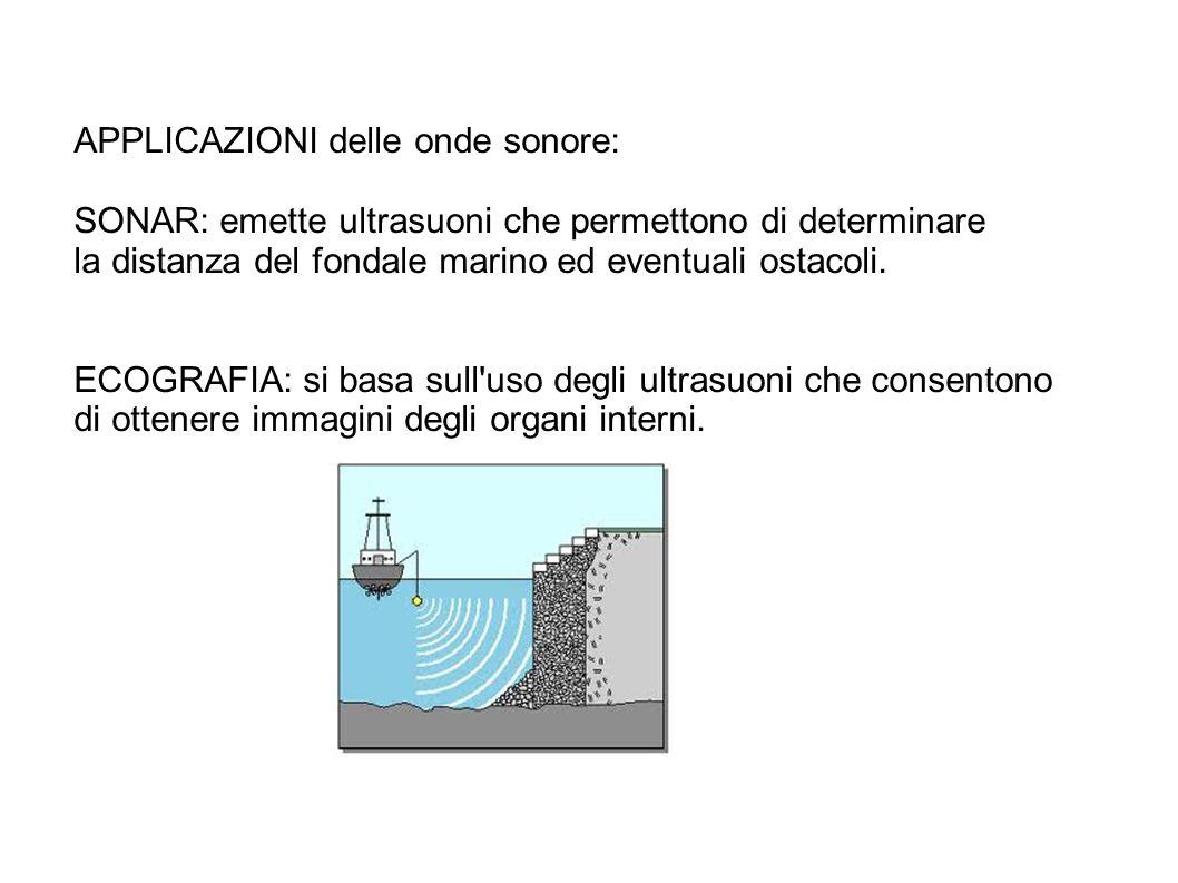 IL MURO DEL SUONO: Il suono si propaga ad una velocità di 340 m/sec cioè a 1224 km/h.