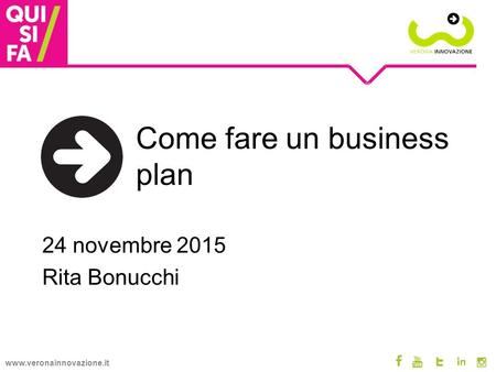 Come fare un business plan in 10 mosse