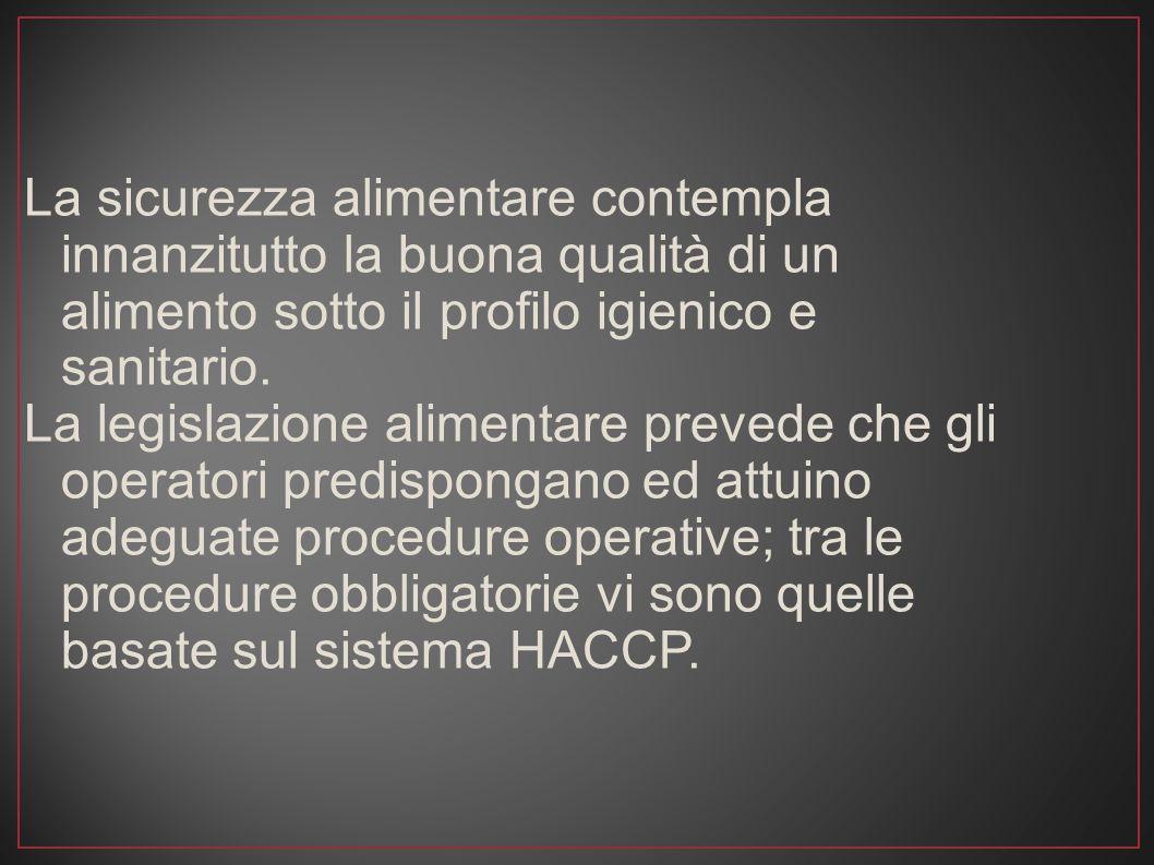 Le aziende che si occupano del settore alimentare devono attenersi alle seguenti Normative di Riferimento: Certificazione ISO 22000:2005 Certificazione IFS Certificazione HACCP