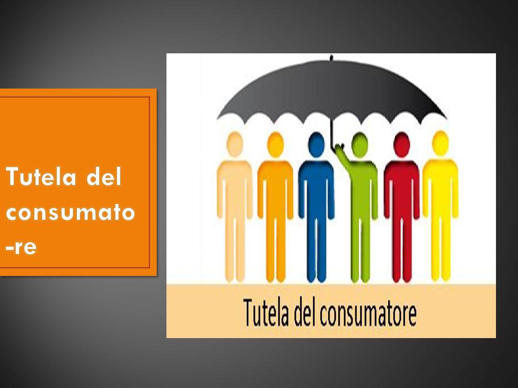 La tutela del consumatore consiste nel prevenire il malessere di un soggetto o di una comunità causato da cibi o prodotti che non sono stati controllati in fase di produzione.