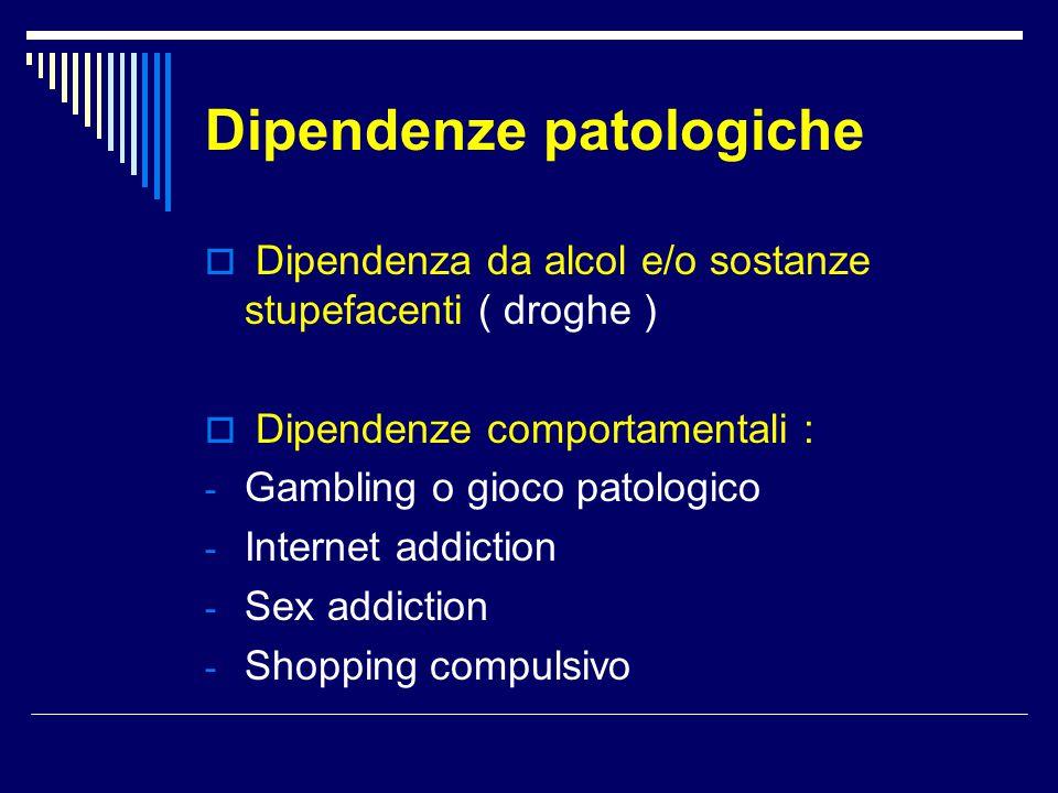 INTERNET Addiction  COMPULSIVE ON-LINE GAMBLING, il gioco d'azzardo compulsivo.