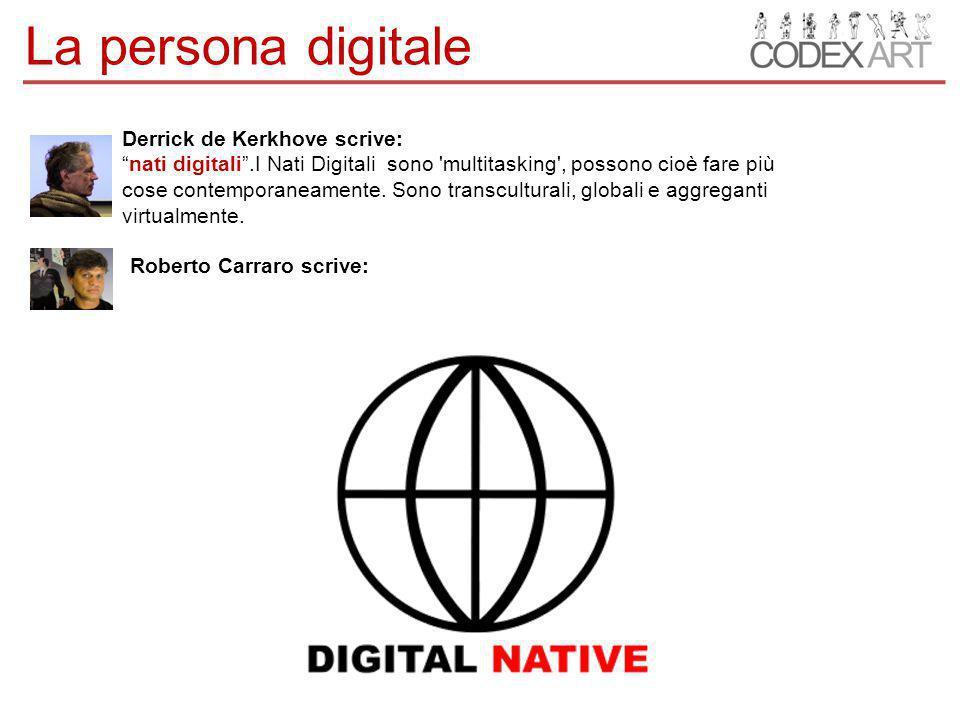 Derrick de Kerkhove scrive: skin of culture .