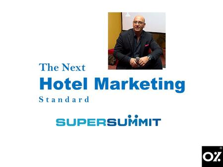 The Next Hotel Marketing S t a n d a r d. Cari Albergatori…buttate via i vostri siti web!  next-hotel-marketing-standard.html.