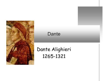 "Dante Dante Alighieri 1265-1321. Dante per sempre... https://www.youtube.com/watch?v=CEQOi2ekgXM … dal film ""Hannibal"" https://www.youtube.com/user/DanteLoesche."