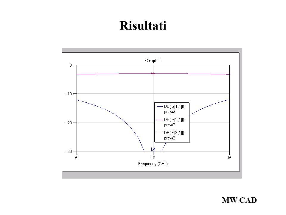 MW CAD Circuito con TEE