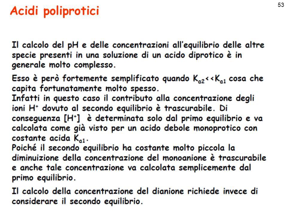 54 Acidi poliprotici