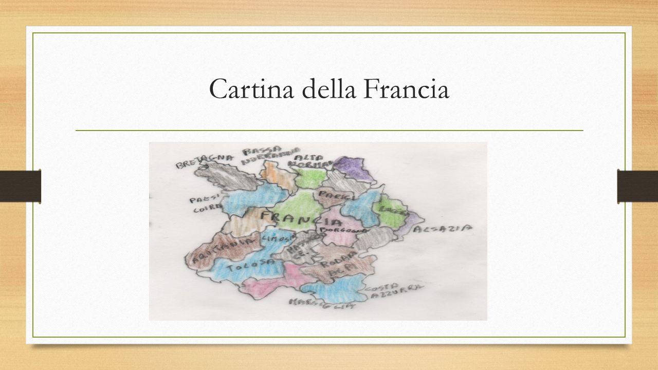 il Territorio Le due principali catene montuose della Francia sono le Alpi e i Pirenei, che la separano rispettivamente dall Italia e dalla Spagna.