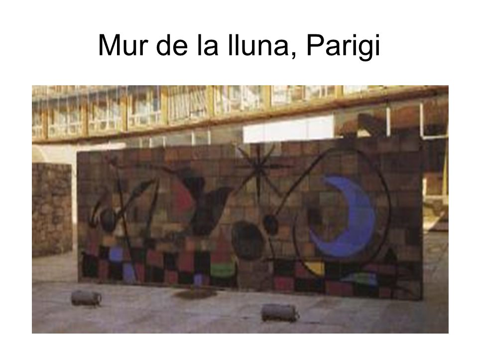 Il 25 dicembre del 1983, all età di novant anni, Joan Miró, il pittore del colore, muore a Palma di Maiorca e viene sepolto a Barcellona.