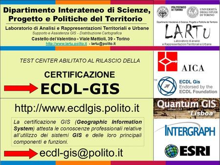 Dipartimento Interateneo di Scienze,