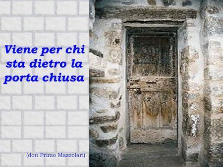 Il sorriso del natale cliccare per avanzare la pace inizia - La porta chiusa sartre ...