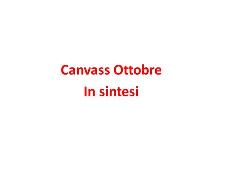Canvass Ottobre In sintesi. I migliori BlackBerry inclusi in Chiavi in mano e Full Optional Extra Chiavi in Mano Extra Full Optional Extra BlackBerry.