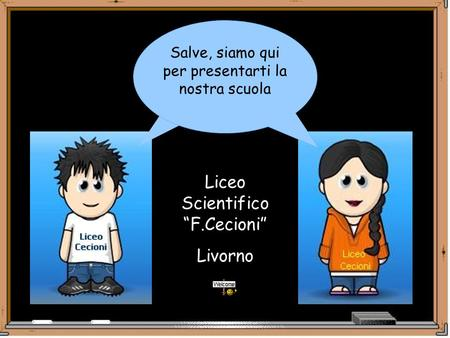 "Liceo Scientifico ""F.Cecioni"""