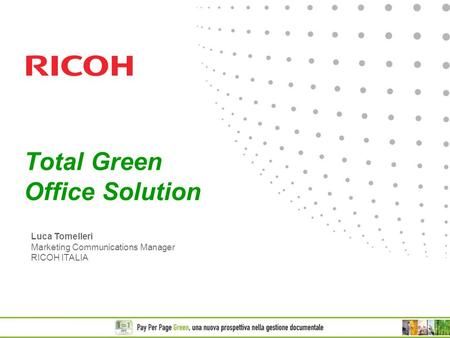 Total Green Office Solution