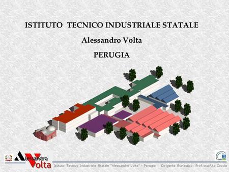 Istituto tecnico industriale liceo scientifico tecnologico - Alessandro volta bagno a ripoli ...