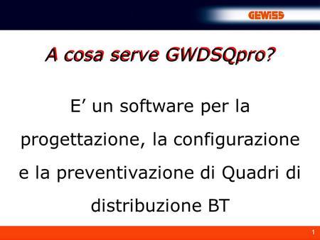 A cosa serve gwcad e un software di semplice utilizzo for Software di progettazione di case online