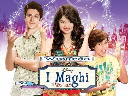 Il Franchise « I Maghi di Waverly » Un serie TV trasmessa su Disney Channel dal 2008 Selena Gomez, astro nascente di Disney Channel ha vinto il premio.