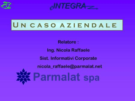 Sist. Informativi Corporate