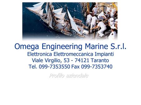 Omega Engineering Marine S. r. l