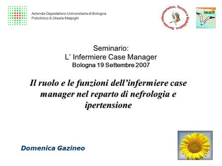 L' Infermiere Case Manager