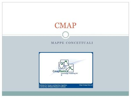 CMAP Mappe Concettuali.