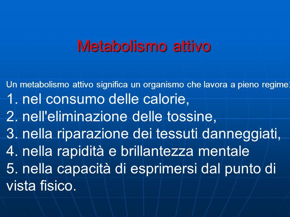 Rifacendosi all esperienza dei nostri progenitori, il nostro organismo tende a 'tenere da conto' ogni caloria assunta non appena registra una carenza di cibo.