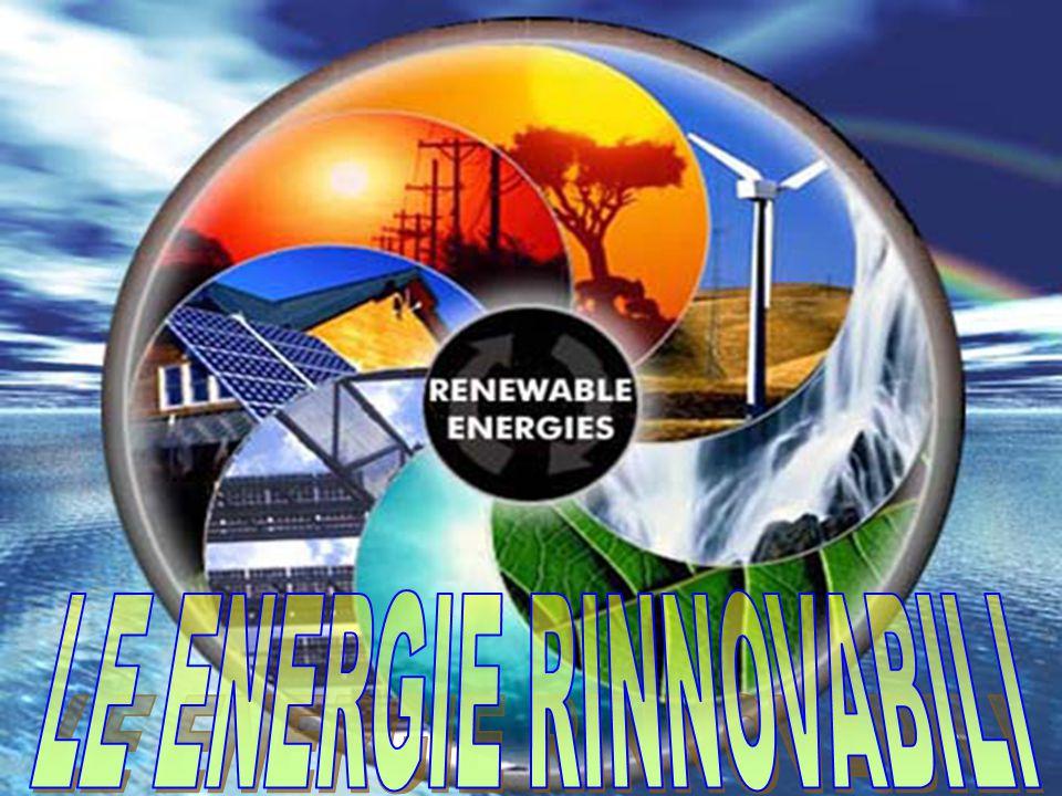 1.IL PROBLEMA ENERGETICO 2. IL CONCETTO DI ENERGIA RINNOVABILE 3.