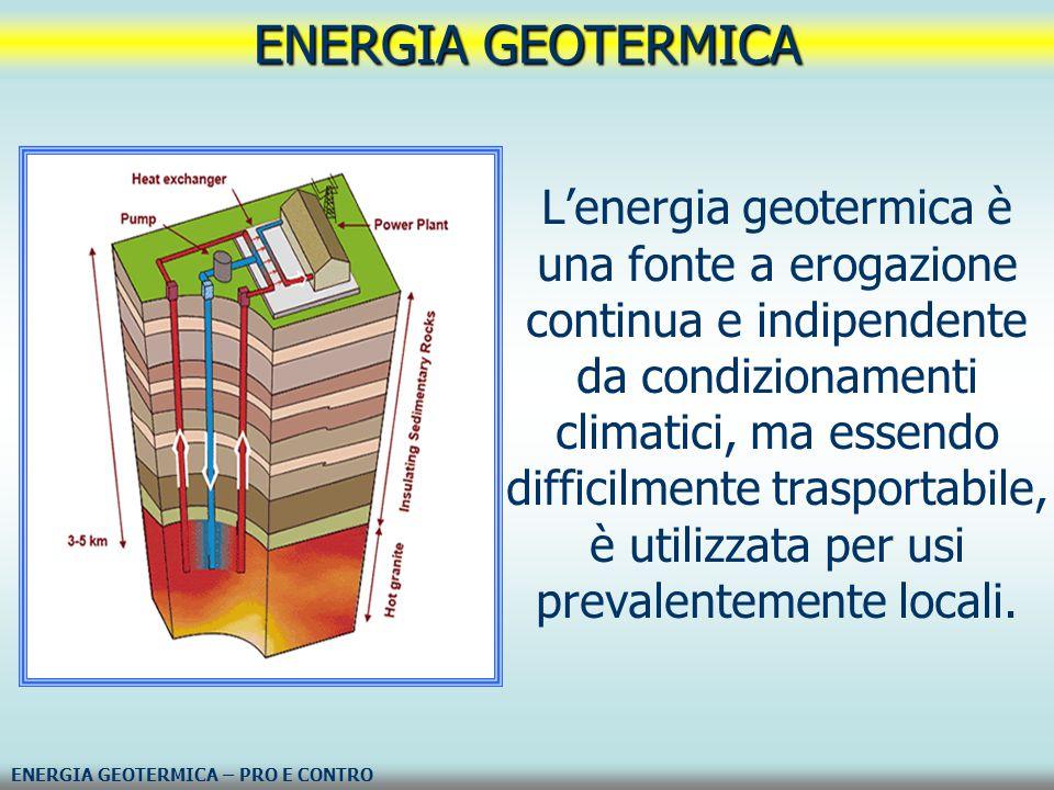 La produzione geotermica italiana ha una lunga tradizione: la prima vera centrale geotermoelettrica, Larderello 1, entrò in servizio nel 1913.