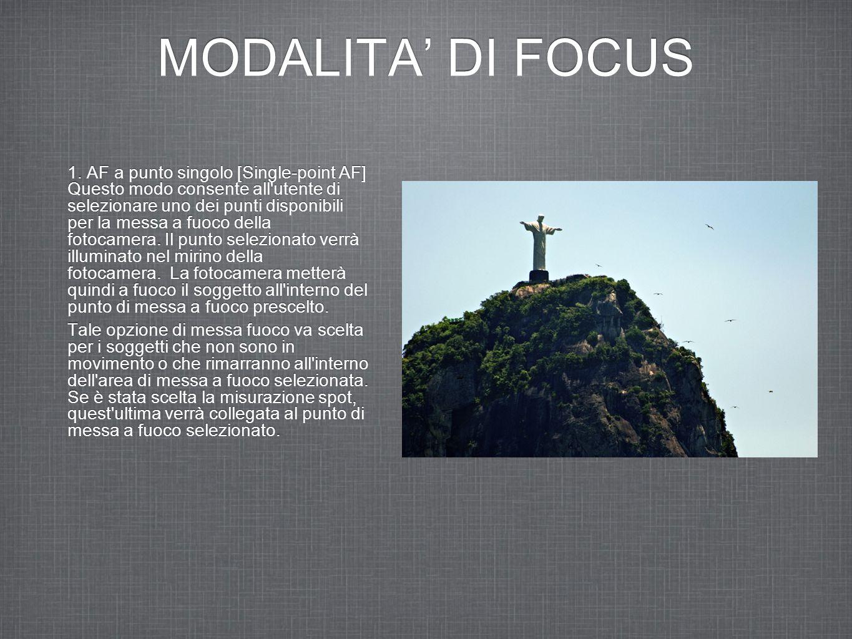 MODALITA' DI FOCUS 2.