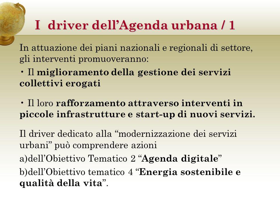 OBIETTIVO TEMATICO 2 Agenda digitale