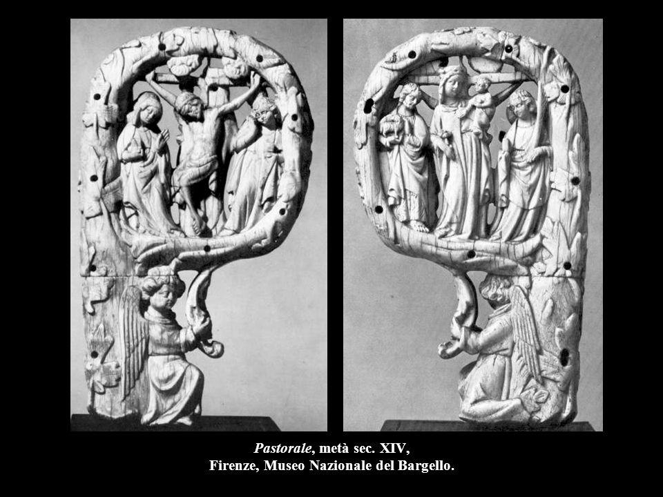 Calice, inizio sec. XIV, Milano, Tesoro del Duomo.