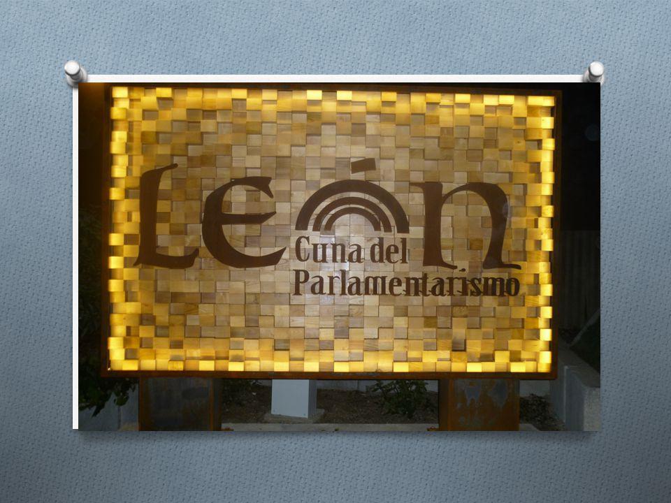O León è un comune spagnolo di 135.059 abitanti situato nella comunità autonoma di Castiglia e León e capoluogo della provincia omonima; situata alla confluenza dei fiumi Bernesga e Torío sul versante meridionale dei Monti Cantabrici.