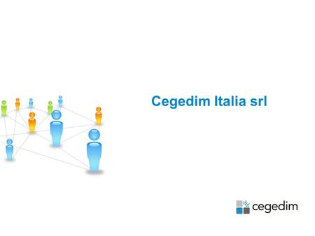 Cegedim Italia srl. This document should not be distributed without Cegedim authorization – Copyright 2010 40+ years experience improving sales and marketing.