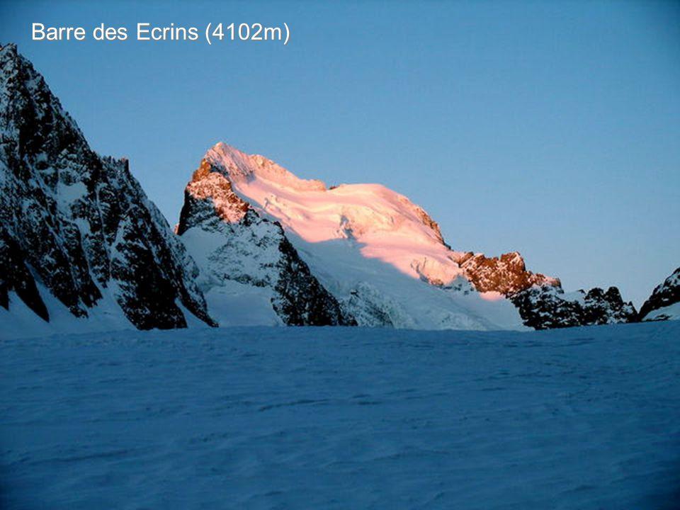 Monte Rosa (4634m) Rimpfischhorn (4199m)