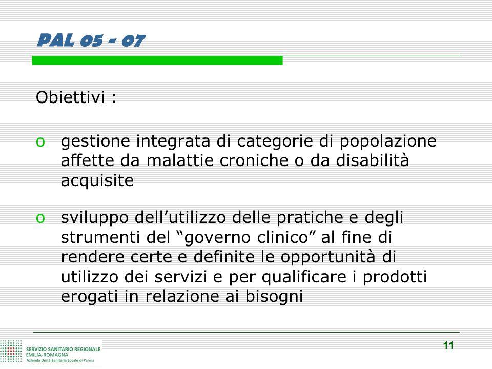 12 IL GOVERNO CLINICO ASSISTENZIALE …..