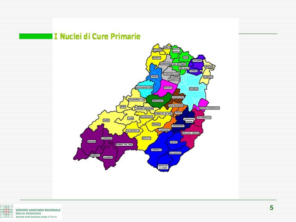 6 Nuclei Cure Primarie …………………...