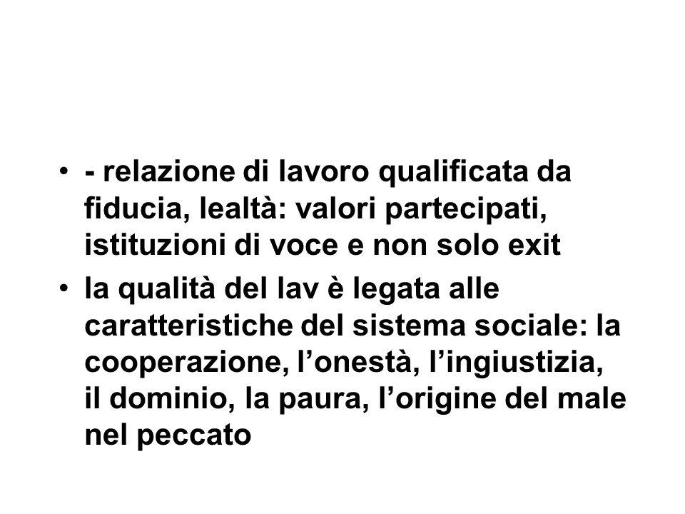 -l'impegno del cristiano per la giustizia personale all'interno del sistema e per la giustizia sociale