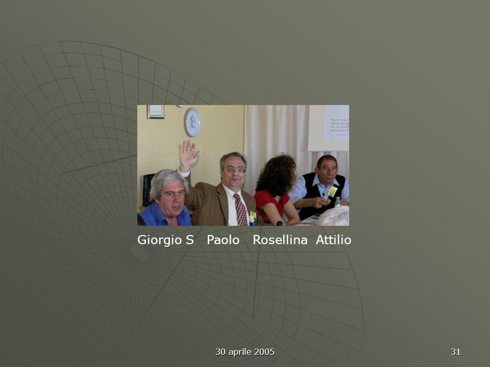 30 aprile 2005 32 Pinuccio