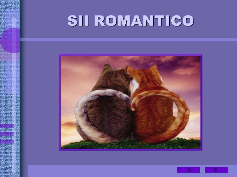 SII ROMANTICO
