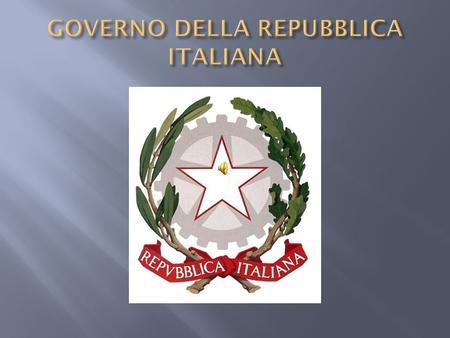 Gli organi dello stato il parlamento italiano le immunit for Parlamento della repubblica italiana