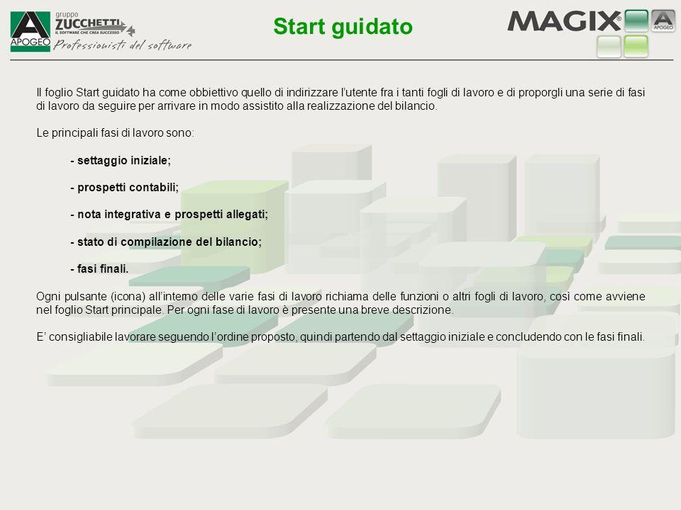 In fase di fascicolazione, il programma controlla se ad ogni fase di lavoro obbligatoria è stato attribuito uno stato di compilazione definitivo (smile verde).