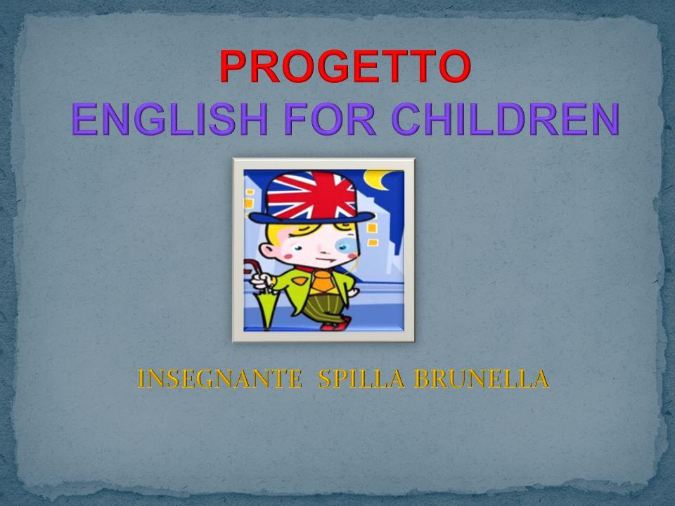 Motivazione: il progetto è stato realizzato per far apprendere ai bambini che esistono realtà diverse dalla loro, dove le persone parlano una lingua diversa dall italiano ed hanno abitudini e culture diverse.