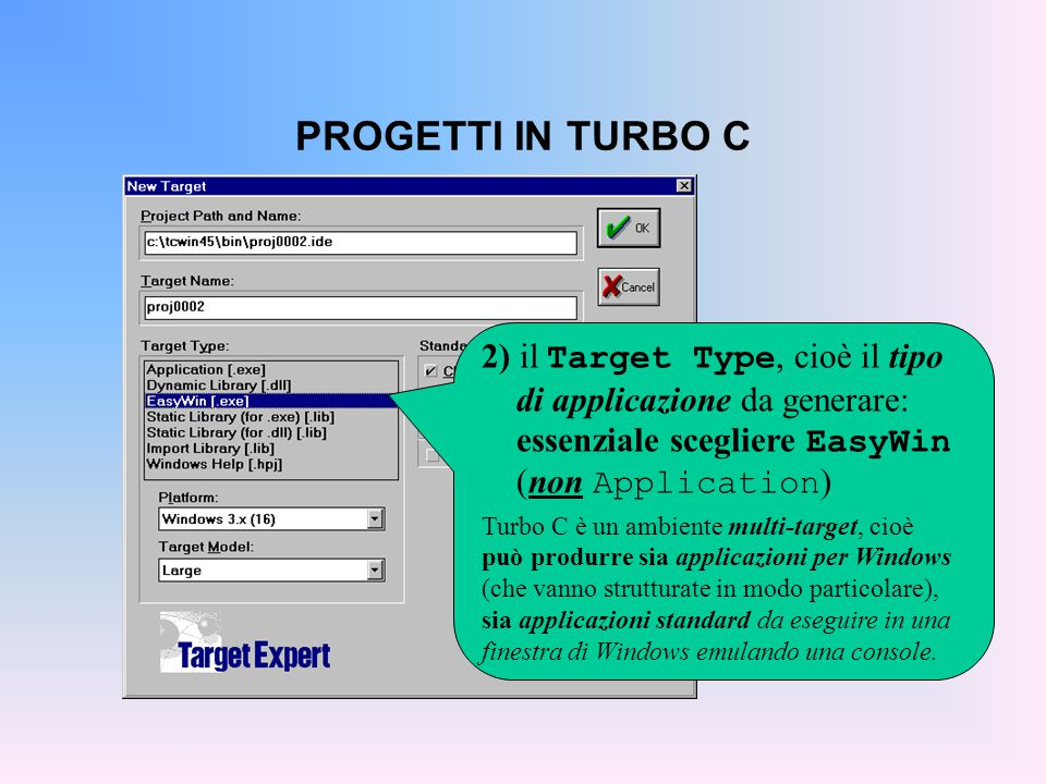 PROGETTI IN TURBO C 3) premendo il tasto Advanced : un nodo iniziale.c nessuna risorsa (né.rc, né.def )