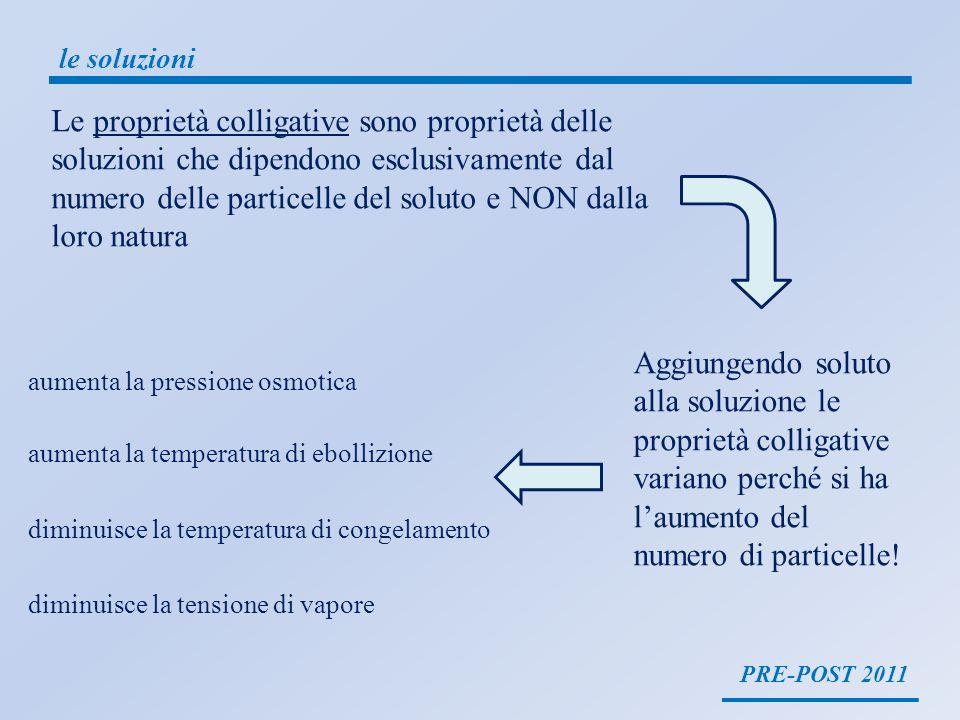 PRE-POST 2011 le soluzioni 12.
