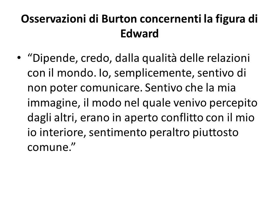 La combinazione dei generi La storia presentata da Burton in Edward mani di forbice rientra inequivocabilmente nell'ambito narrativo del fantastico.