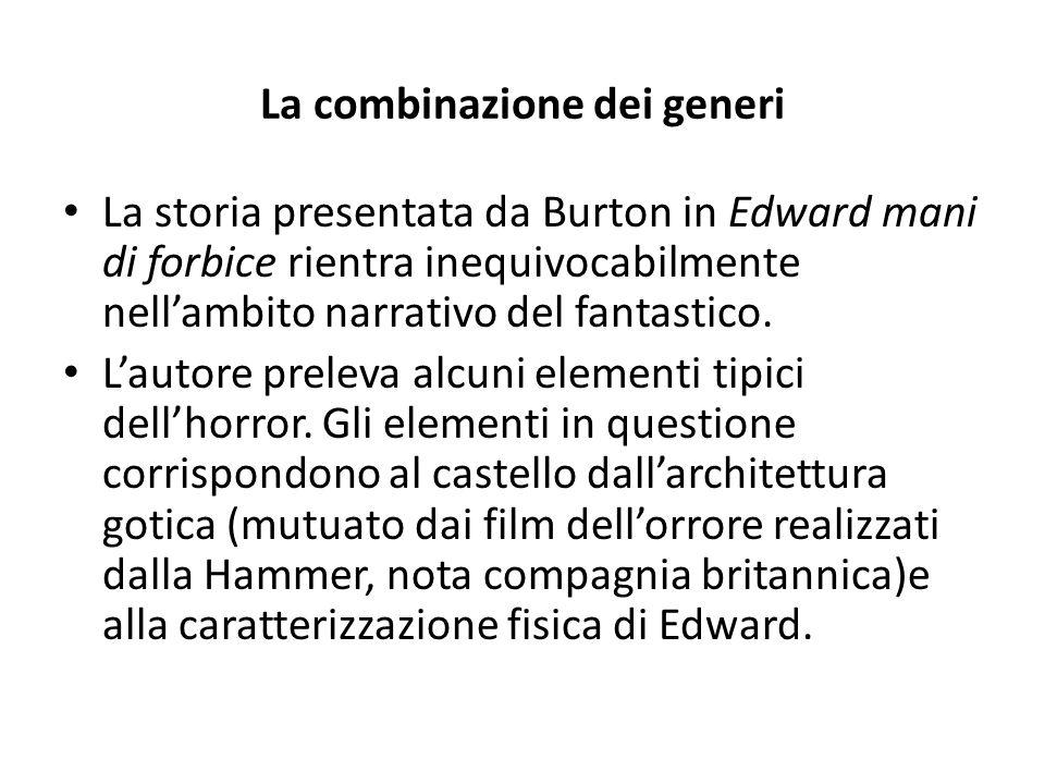 L'archetipo letterario e cinematografico Edward è una creatura artificiale.