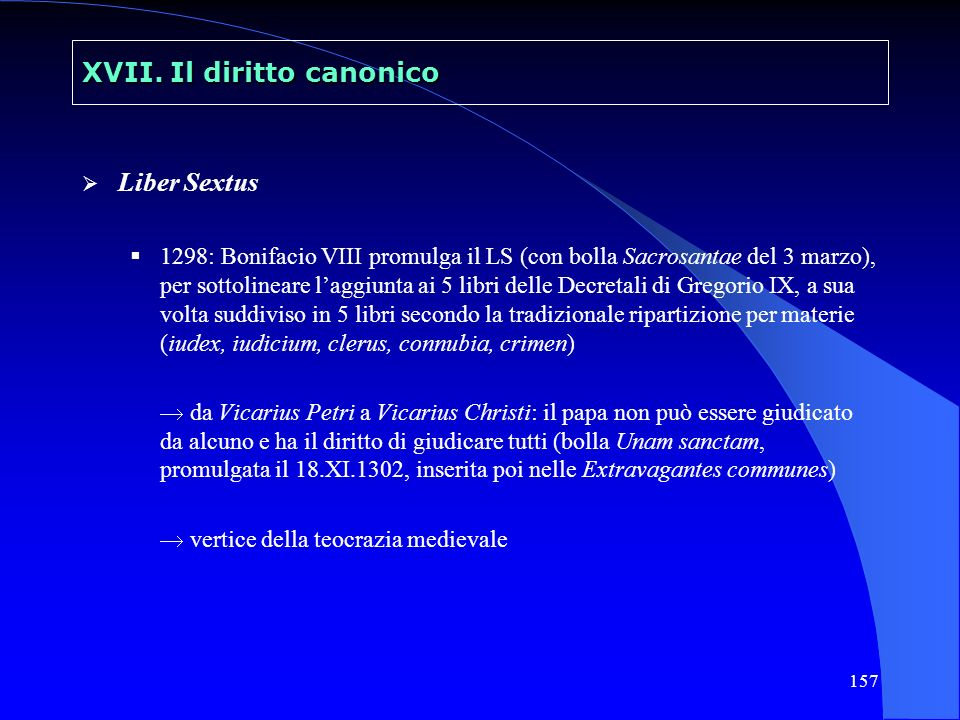 158 XVII.