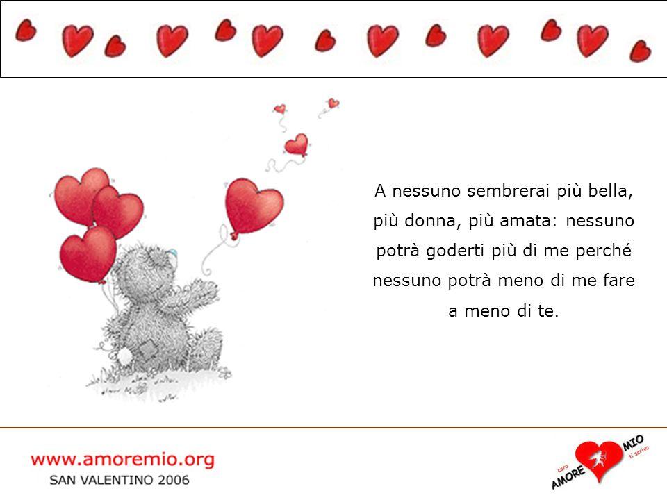 WWW.AMOREMIO.ORG San Valentino 2005 Ti amo, si.