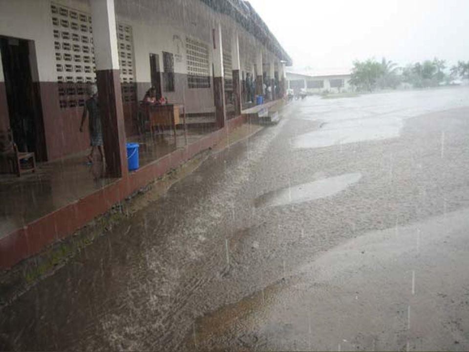 … un cortile che non sia una piscina…